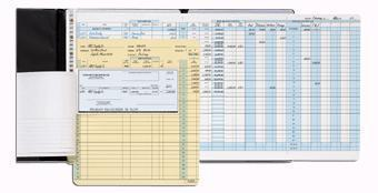 One Write Systems, Pegboard Accounting Systems, Attorney Timekeeping Systems and more . . .